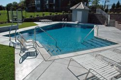 residential pool 24