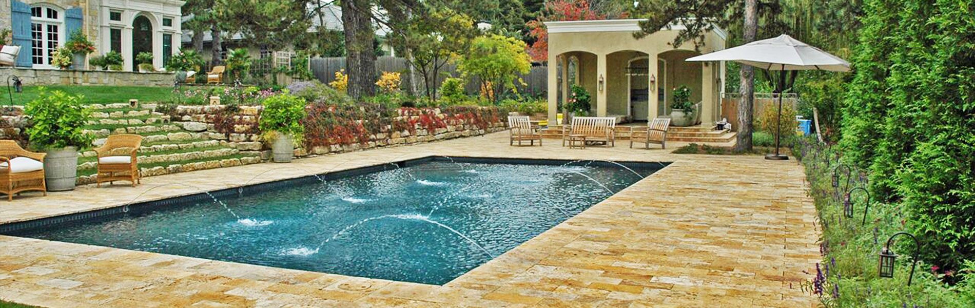 Residential pool construction services in omaha ne for Pool design omaha